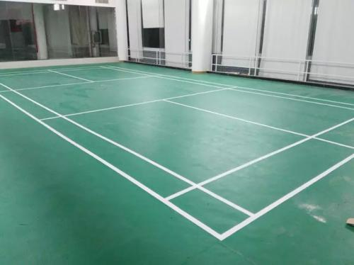 幼儿园PVC球场地坪